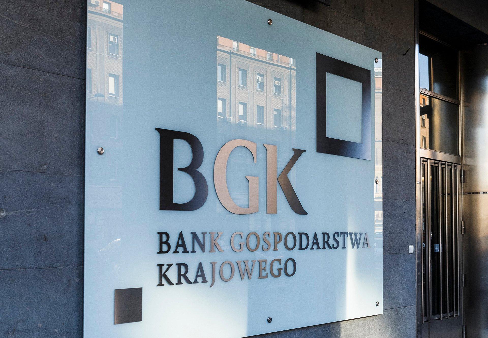 BGK poszukuje firmy, która wdroży nowy serwis internetowy banku