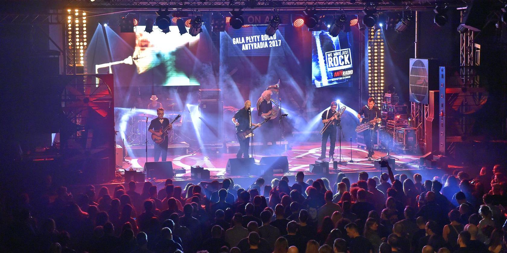 21.03 - Rockowe święto w Warszawie