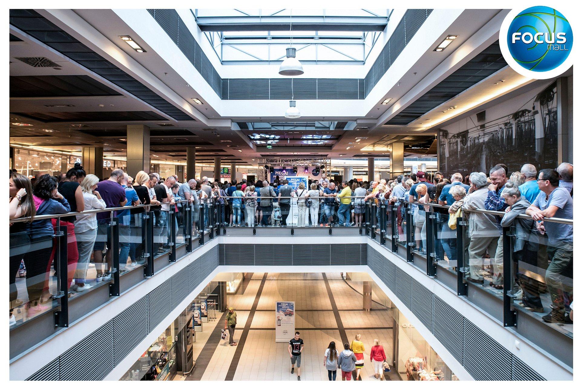 Focus Mall Zielona Góra: za nami kolejny udany rok