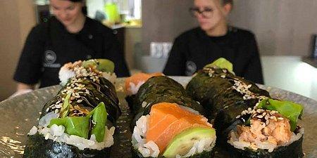 Nowy sushi bar w Grudziądzu