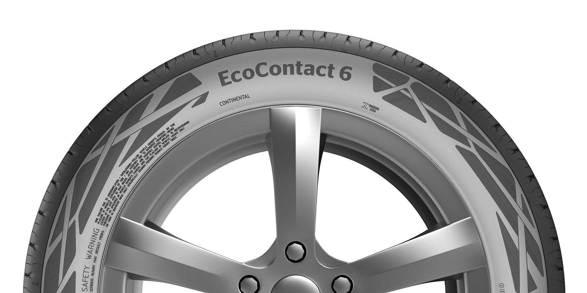Nowa opona od Continental – EcoContact™ 6