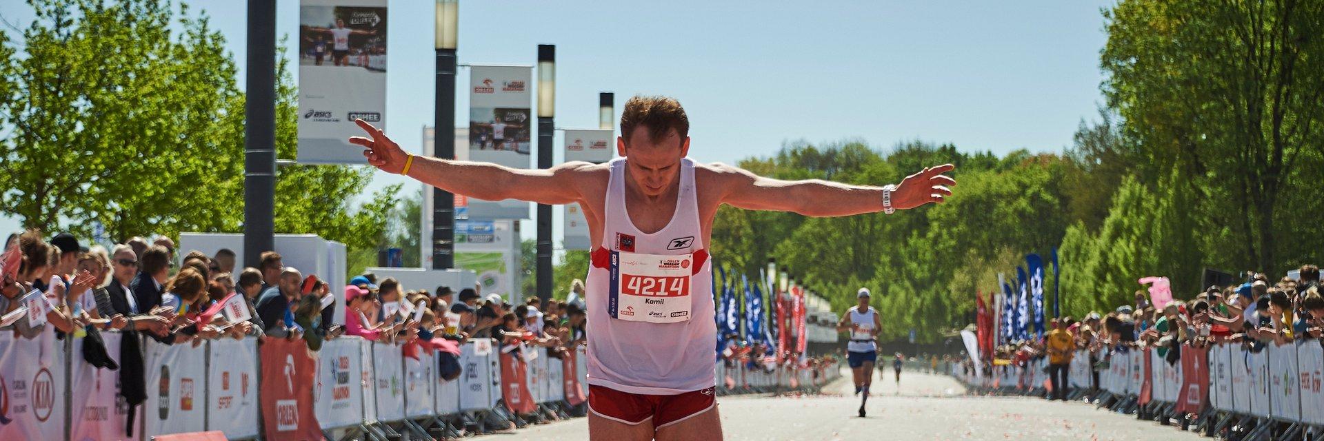 Znamy trasę ORLEN Warsaw Marathon!
