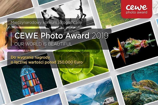 CEWE Photo Award 2019 - ostatnie chwile na przesyłanie zgłoszeń do konkursu