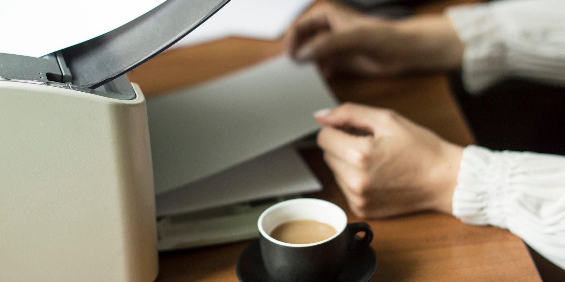 Drukowanie w biurze: 5 zalet atramentu