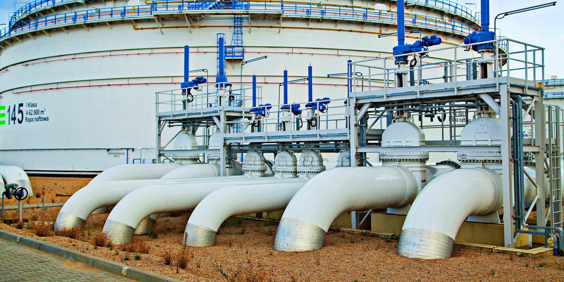 PERN: specustawa przyspieszy budowę strategicznej infrastruktury sektora naftowego