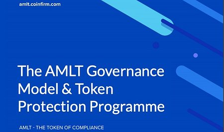 The AMLT Governance Model & Token Protection Programme launch