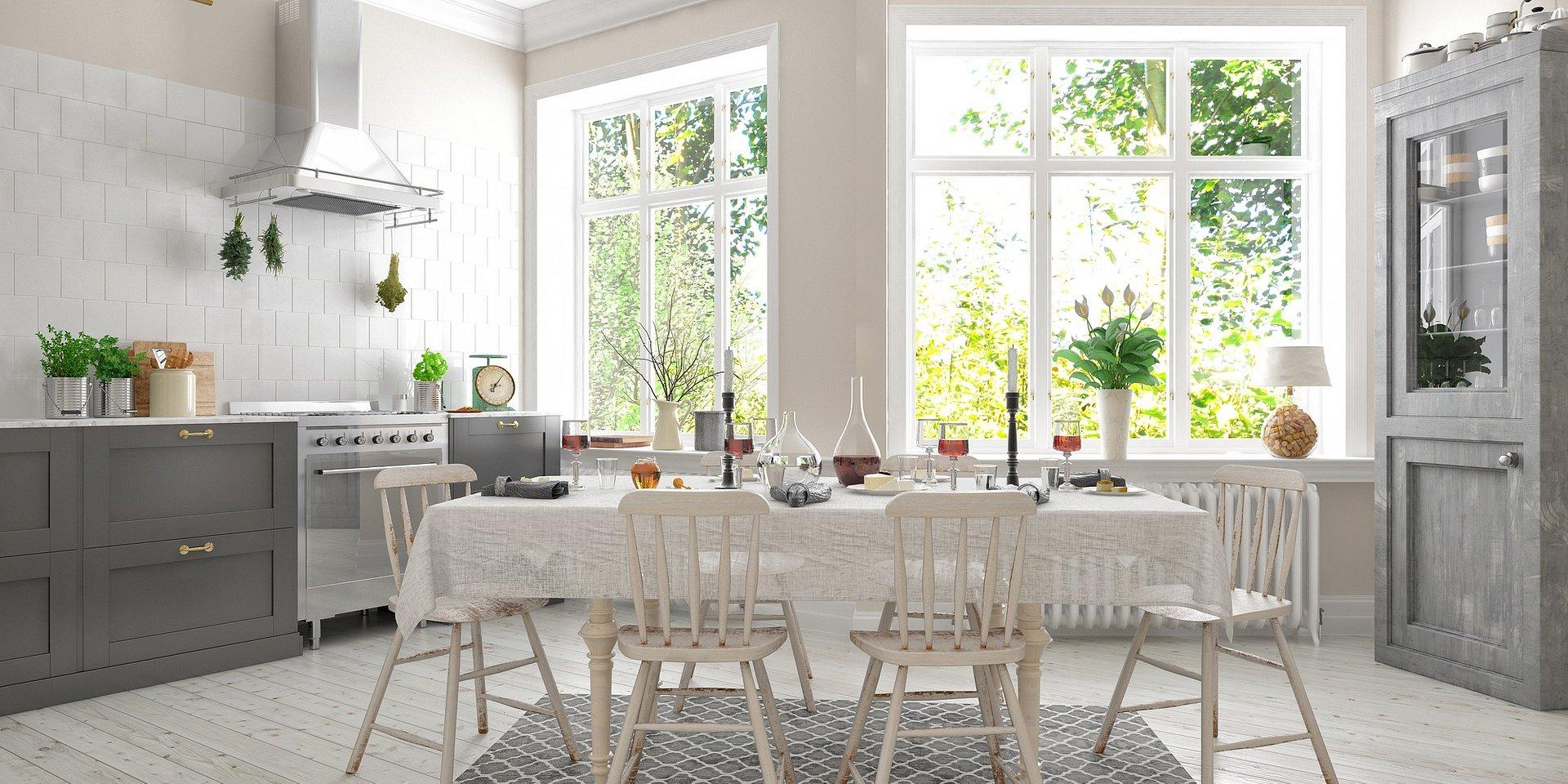 Kuchnia w stylu skandynawskim - jakie oświetlenie sprawdzi się w niej najlepiej