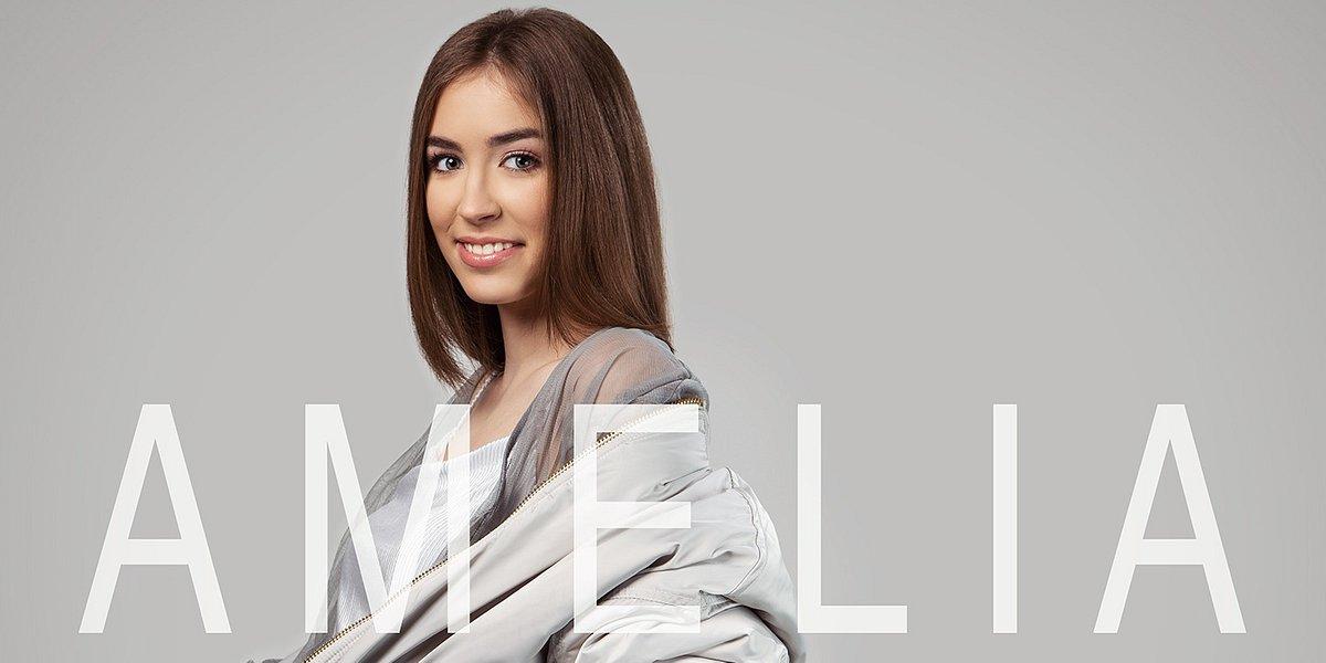 """Amelia na scenie """"Dzień Dobry TVN"""""""