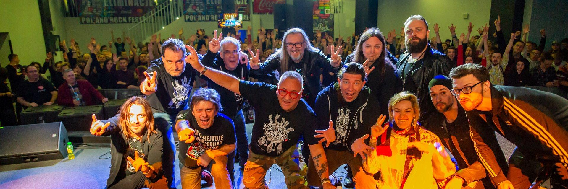 Poznaliśmy pierwszych finalistów Eliminacji do 25. Pol'and'Rock Festival!