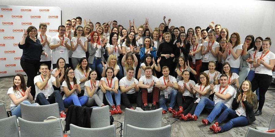 Generacja, która pomaga – rzeszowscy studenci dla chorej koleżanki.Wiosenna edycja akcji HELPERS' GENERATION
