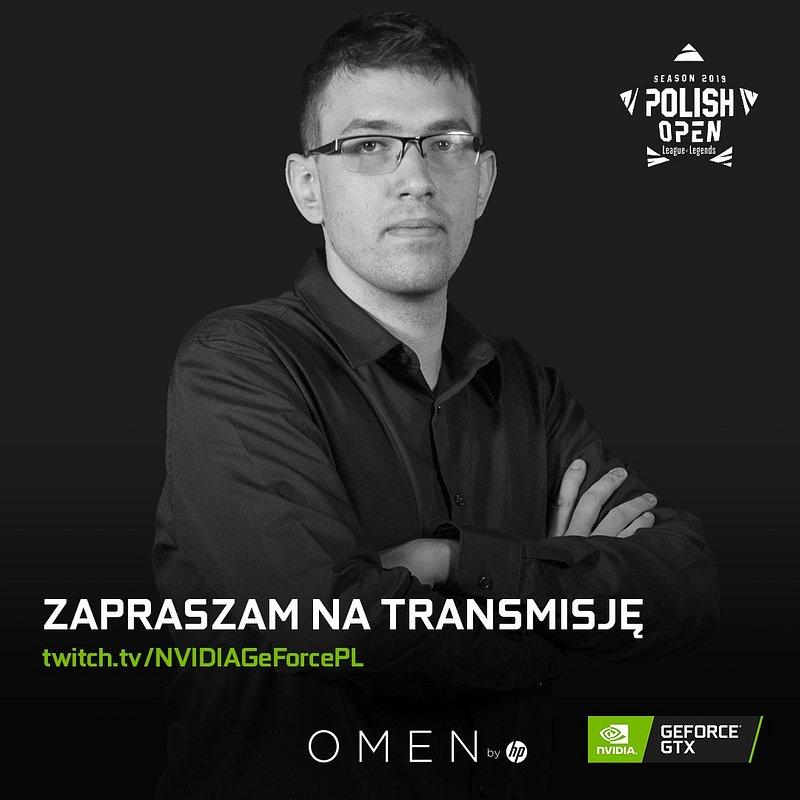 OMEN by HP wesprze zawodników Polish Open