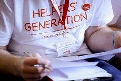 Generacja, która pomaga – warszawscy studenci razem dla chorych na nowotwory krwi.Wiosenna edycja akcji HELPERS' GENERATION