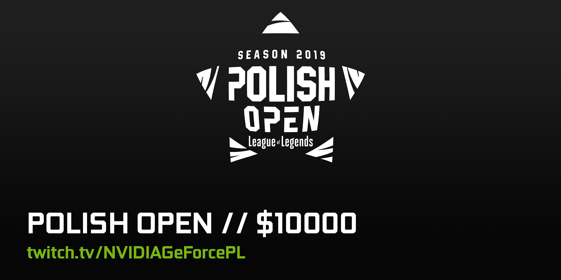 Rusza pierwsza edycja turnieju Polish Open. Na pierwszy ogień League of Legends. Kto zgarnie 10 tysięcy dolarów?