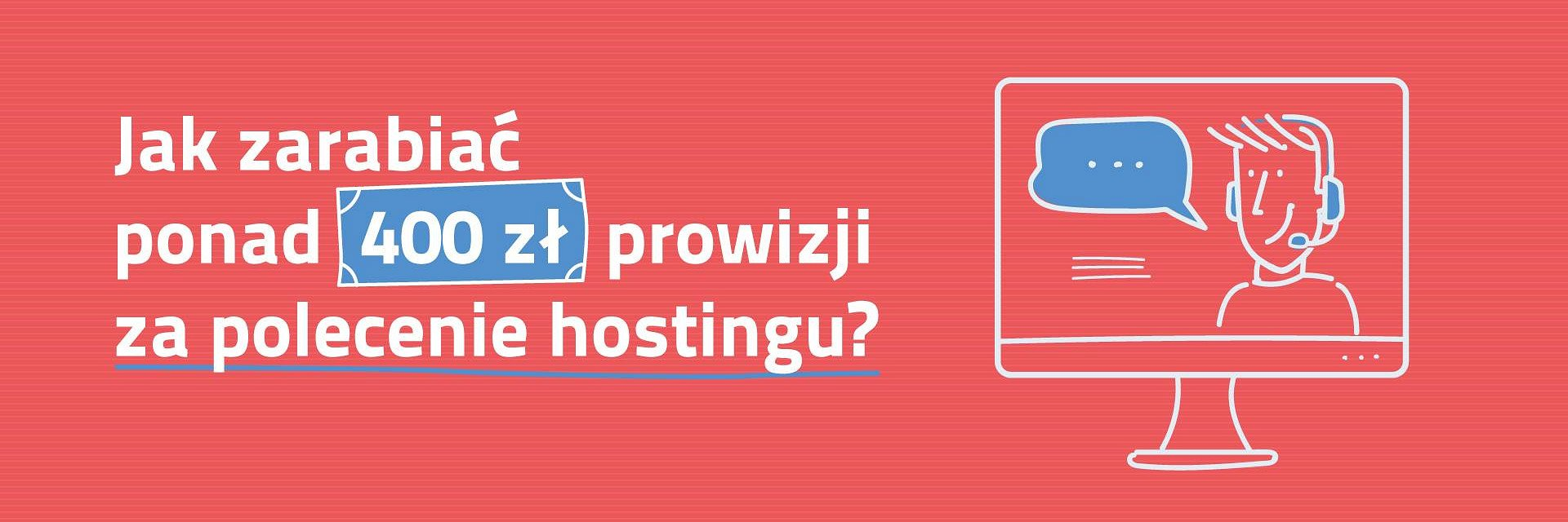 Jak czerpać przyjemność z migracji hostingu? Zarabiaj na tym ponad 400 zł!