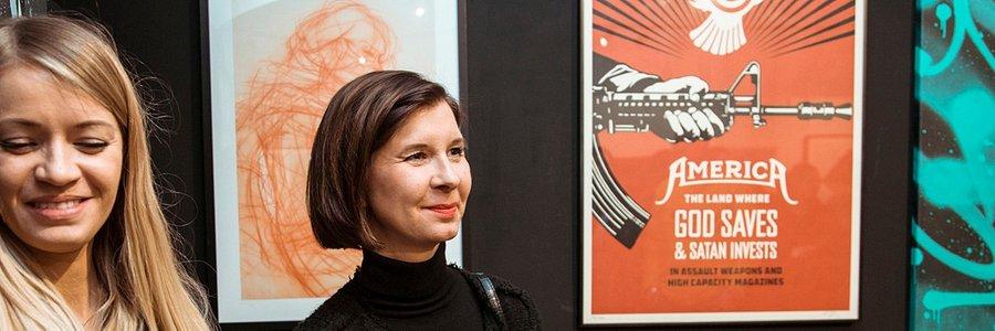 Wrażliwa na piękno marka Laufen wspiera rynek sztuki w Polsce