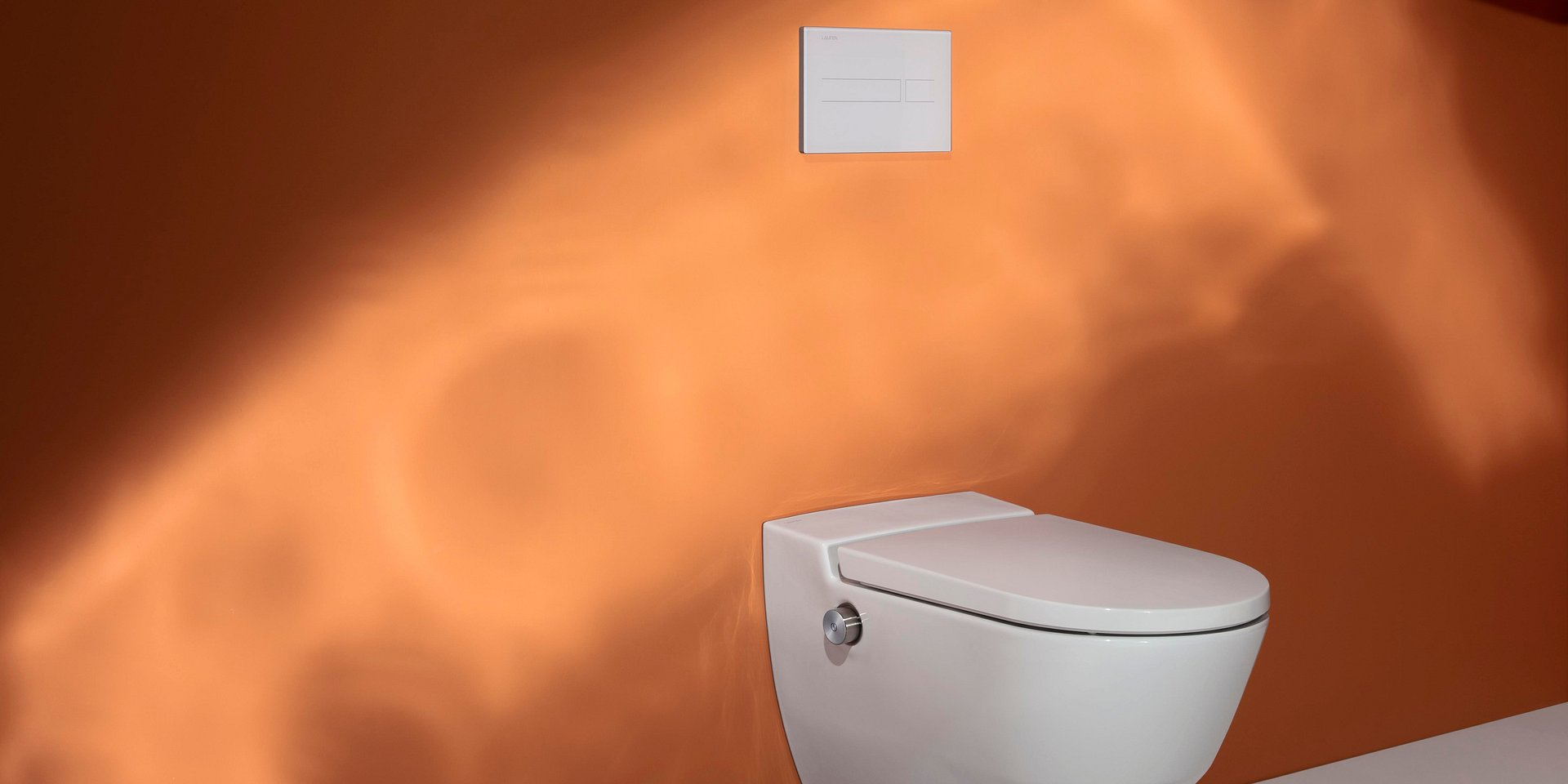 Toaleta myjąca Navia – najnowsza propozycja Laufen
