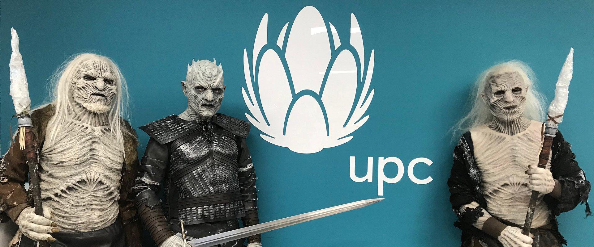UPC Polska partnerem akcji Bleed For The Throne, organizowanej przez HBO