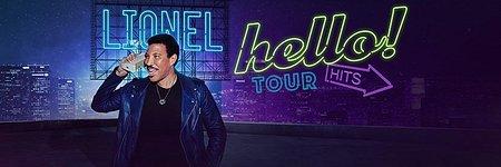 Lionel Richie zabiera fanów do Las Vegas