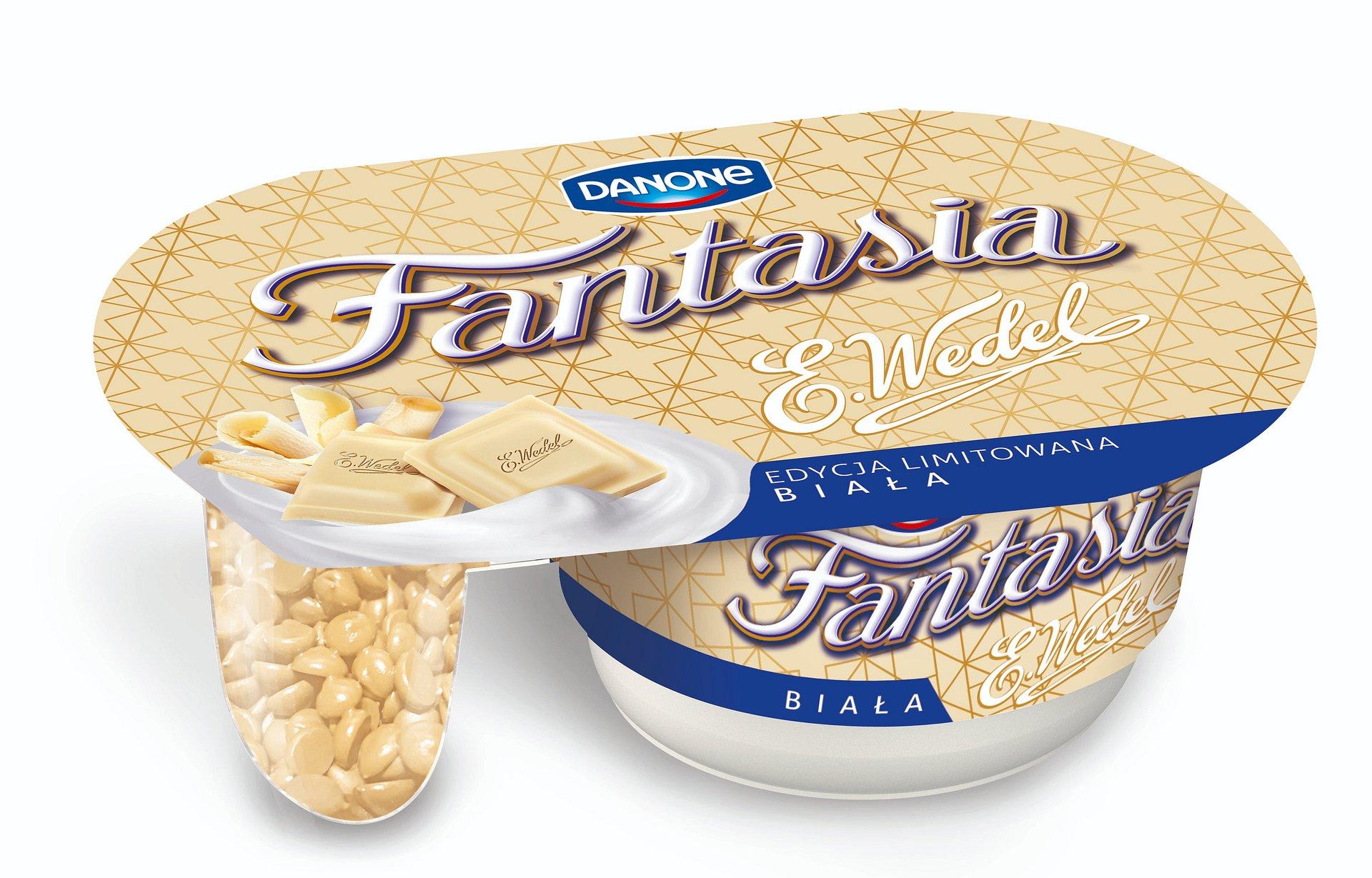 Fantasia i E.Wedel kontynuują pyszną współpracę