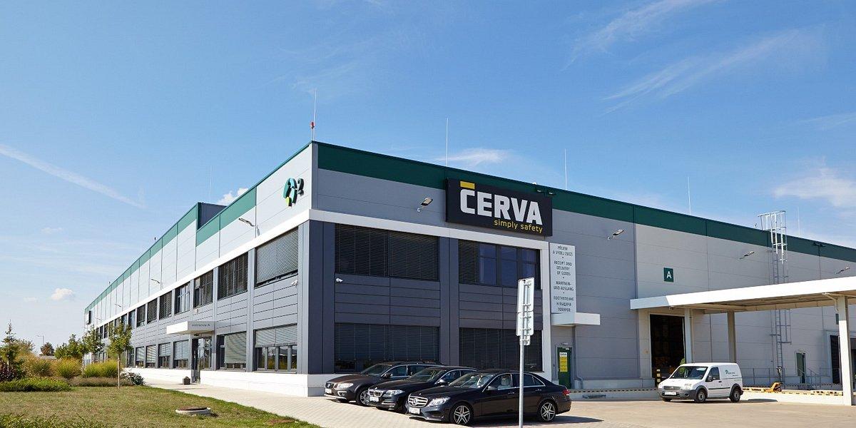 Prologis Buduje Drugi Obiekt Typu Build-to-Suit dla CERVA GROUP w Prologis Park Prague-Airport