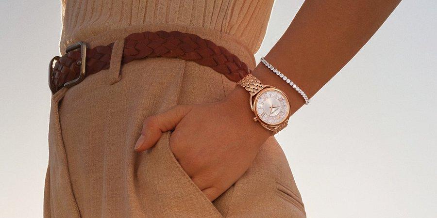 Kolekcja zegarków Swarovski SS 2019