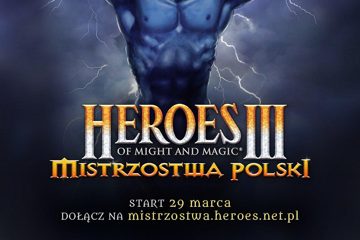 Kultowa gra przyciąga tłumy! Rusza druga edycja Mistrzostw Polski w Heroes of Might and Magic III