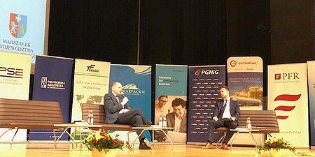 PERN na konferencji energetycznej w Rzeszowie
