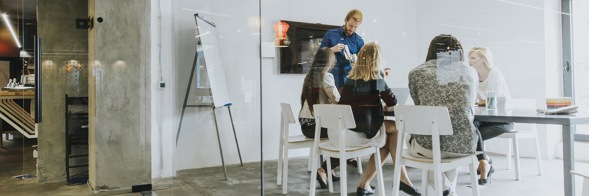 Flexibilní kancelářské prostory; přizpůsobila se již vaše společnost?