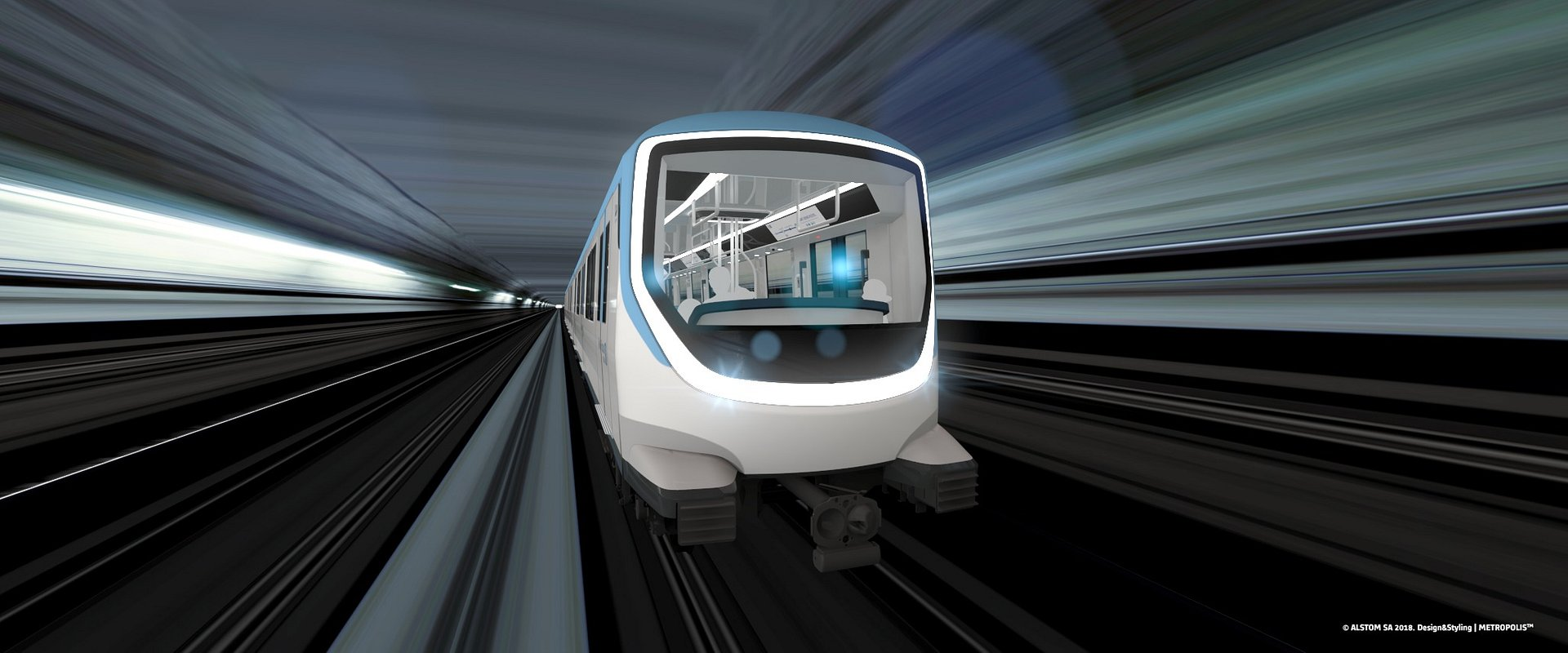 Alstom otrzymał zamówienie na dostawę 23 dodatkowych pociągów metra dla Île-de-France