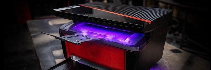 Bezkompromisowa drukarka gamINKowa