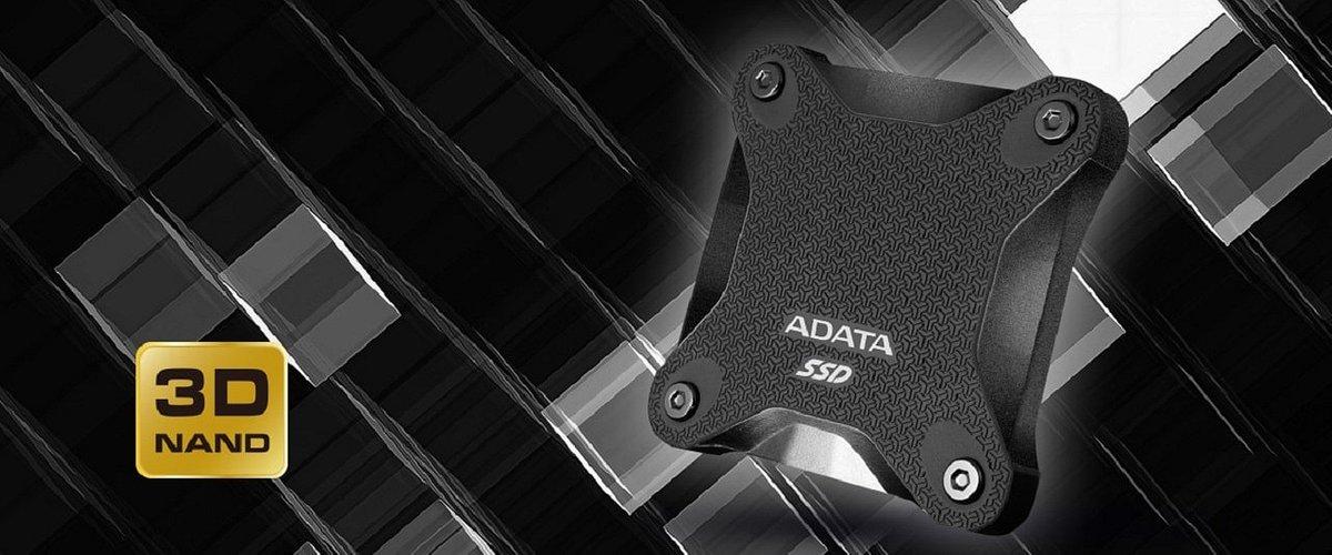 ADATA SD600Q - niedroga i wydajna alternatywa dla zewnętrznych dysków HDD
