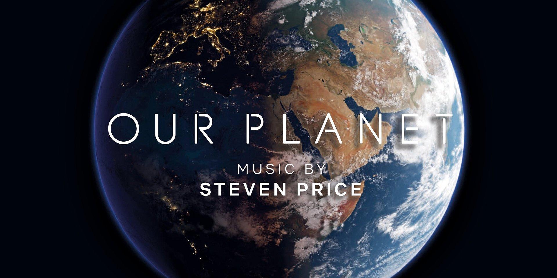 """5 kwietnia ukaże się ścieżka dźwiękowa do nowego serialu Netflix - """"Our Planet""""!"""