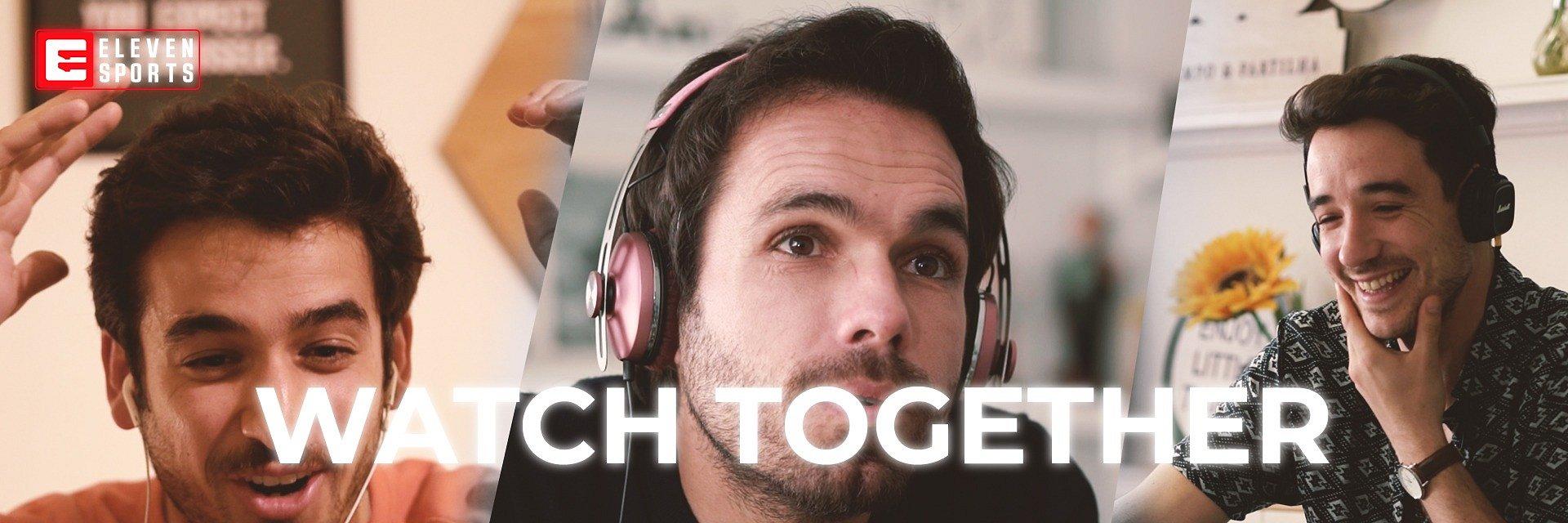 Eleven Sports lança 'Watch Together' em Portugal