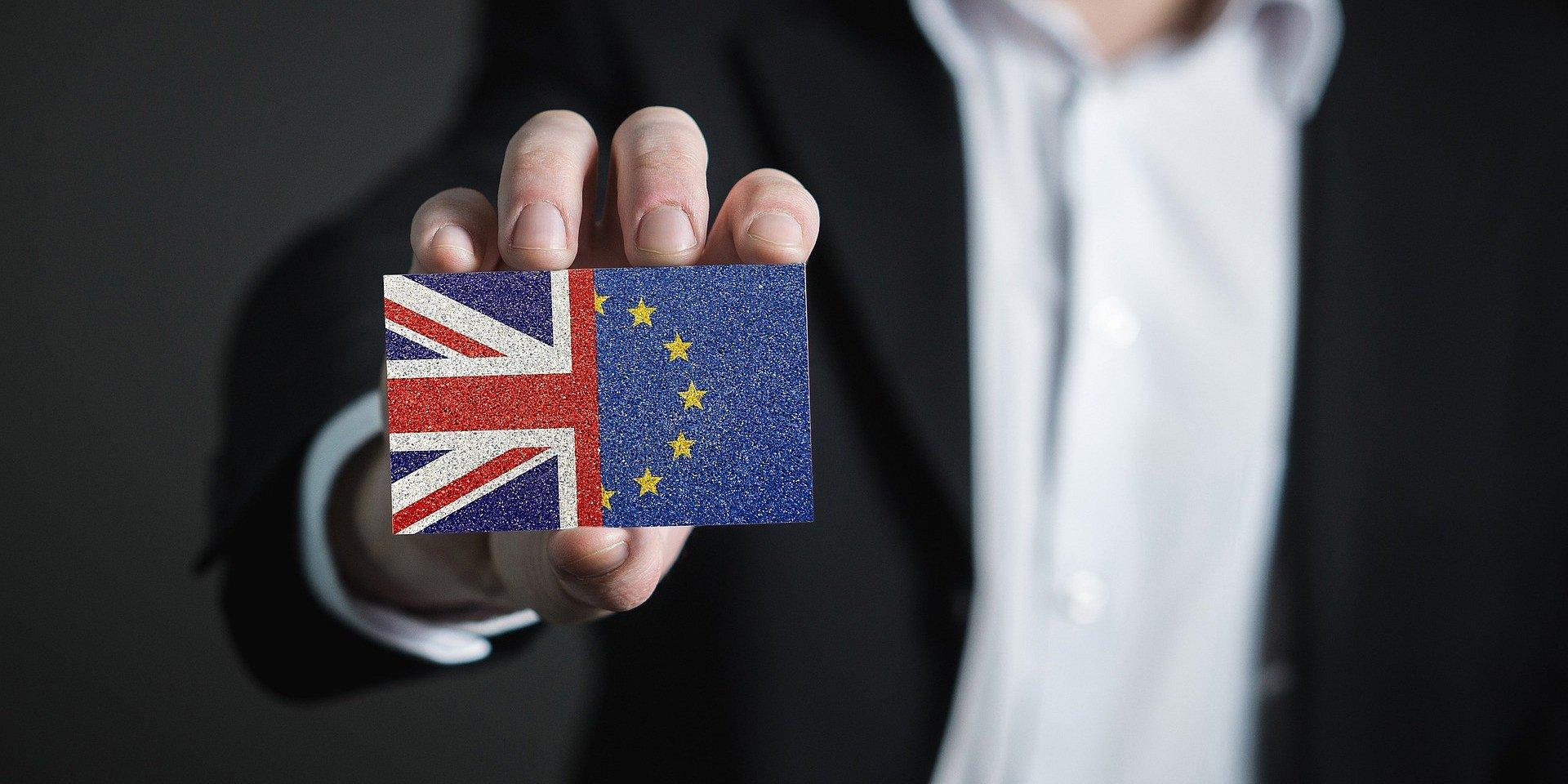"""""""Twardy brexit"""" z punktu widzenia danych osobowych"""