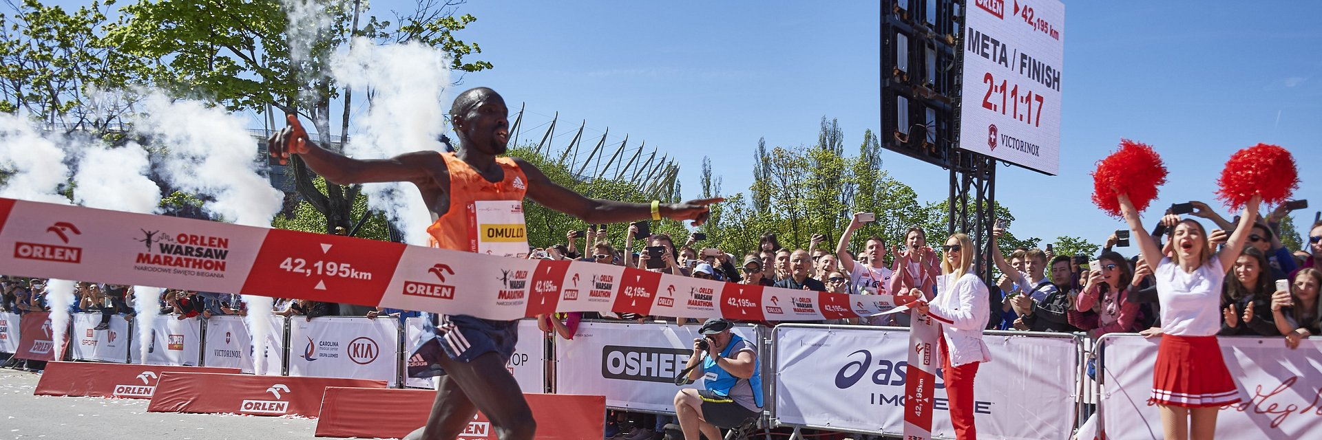 Złoty skład elity na ORLEN Warsaw Marathon