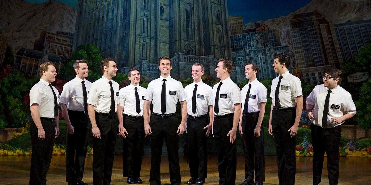 The Book of Mormon consigue nuevos logros en Broadway y en su gira nacional