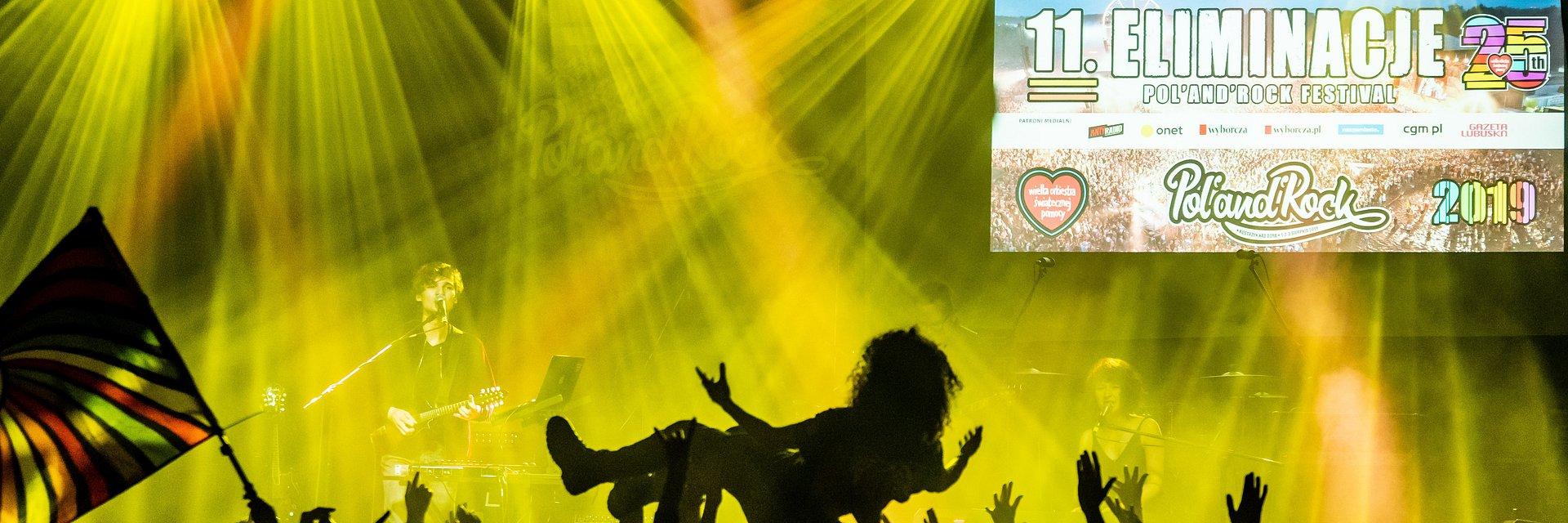 Moc jest w nas —zakończyliśmy kolejne koncerty eliminacyjne do Pol'and'Rock Festival!