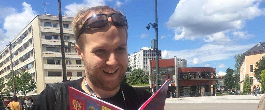 Maciej Kur gościem Bloku Komiksowego