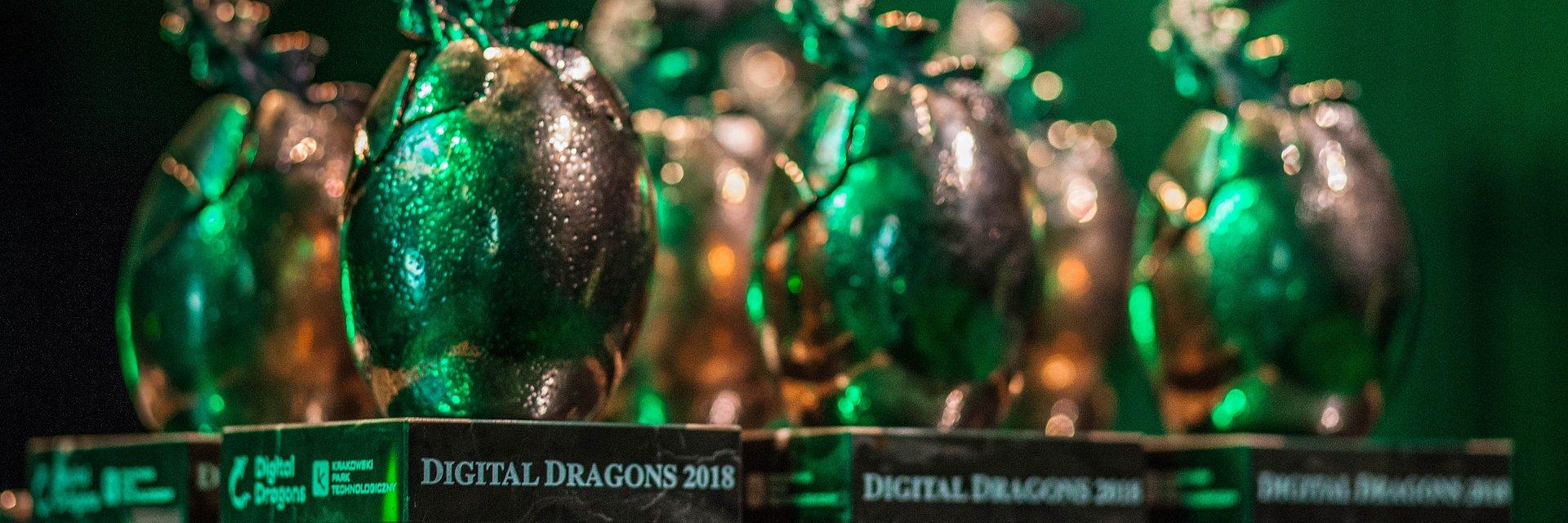 Poznaliśmy nominacje do Digital Dragons Awards 2019