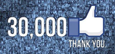 Nasz fanpage ma już 30 000 fanów! Dziękujemy!