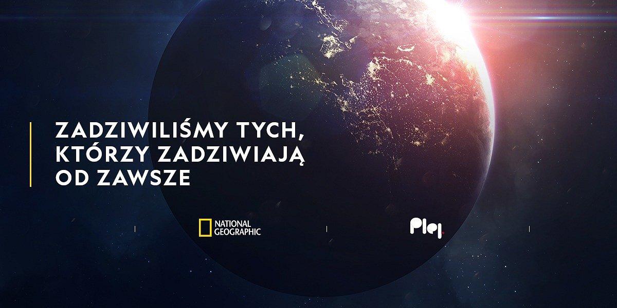 Nowa kampania National Geographic