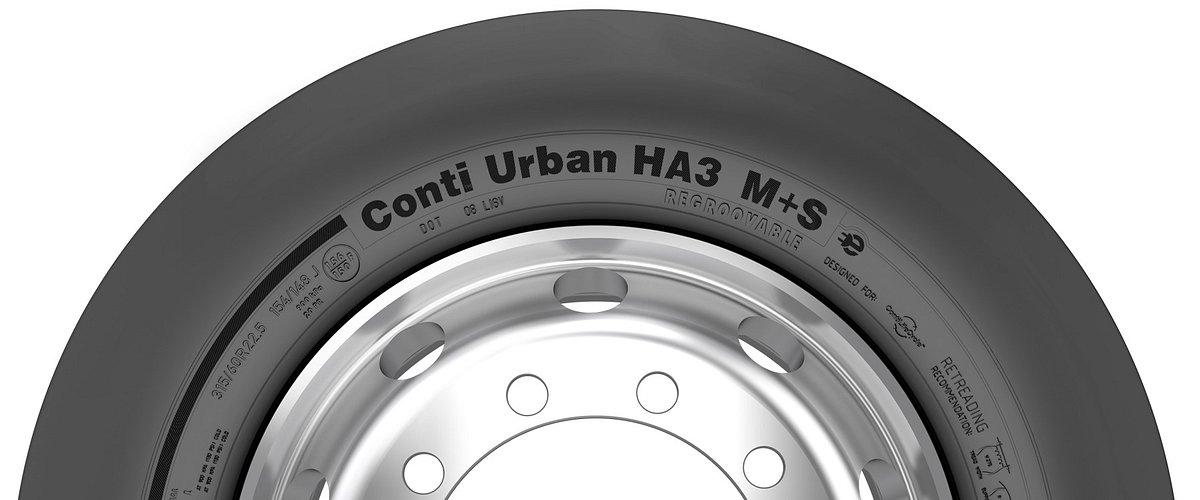 Nowa opona Continental do elektrycznych autobusów miejskich