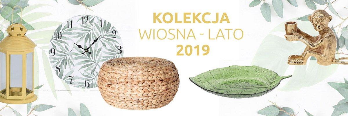 Nowa kolekcja WIOSNA-LATO 2019!