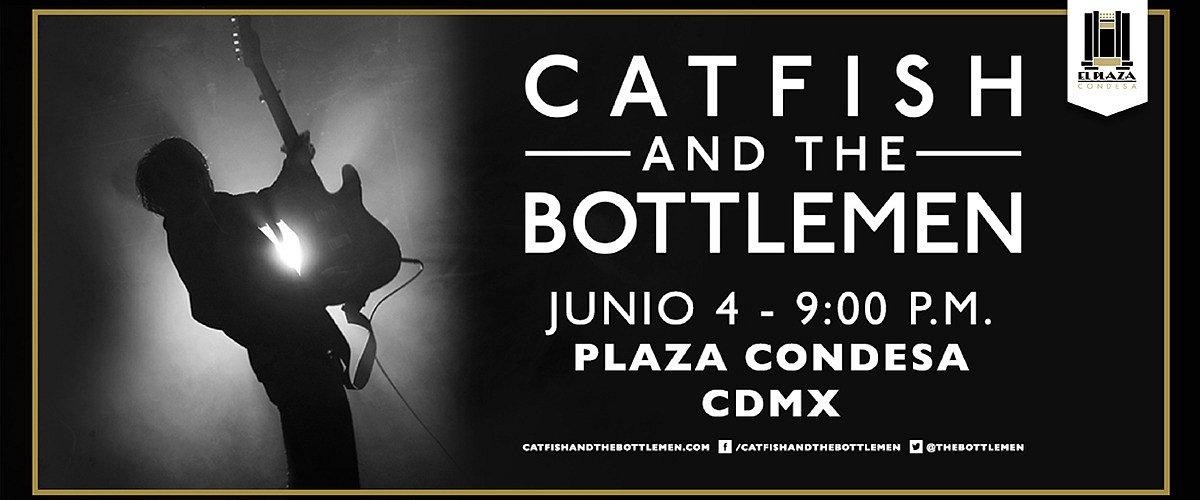 Catfish and the Bottlemen por fin en México
