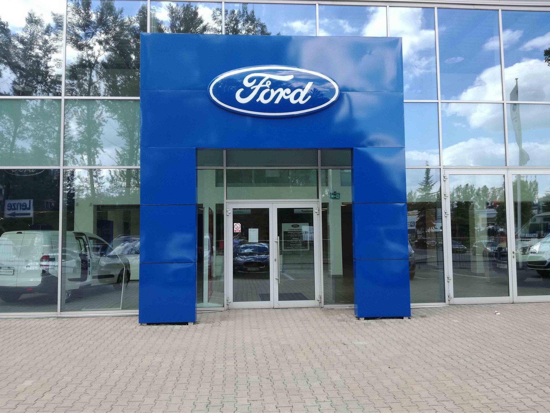 Koncentracja Forda w Katowicach