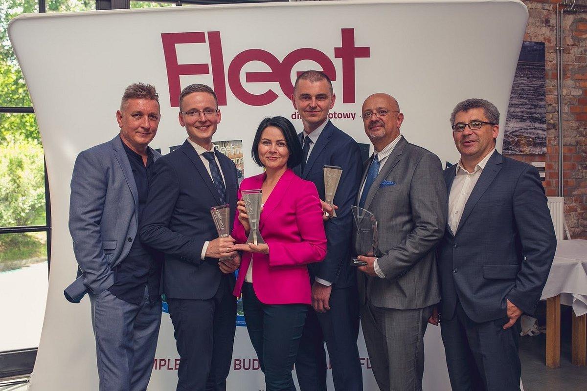 Fleet Derby – poczwórnie nagrodzeni