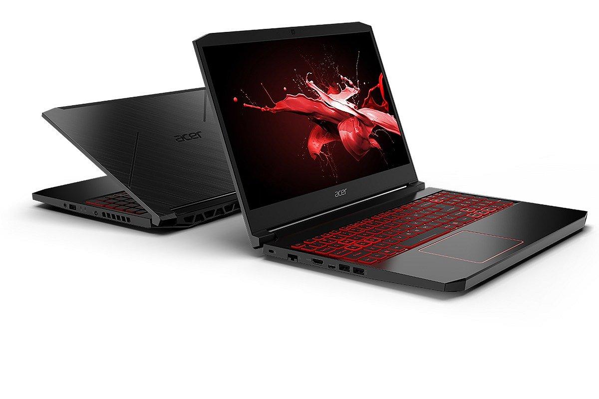 Acer z nowymi notebookami do gier Nitro 7 i zmodernizowaną serią Nitro 5