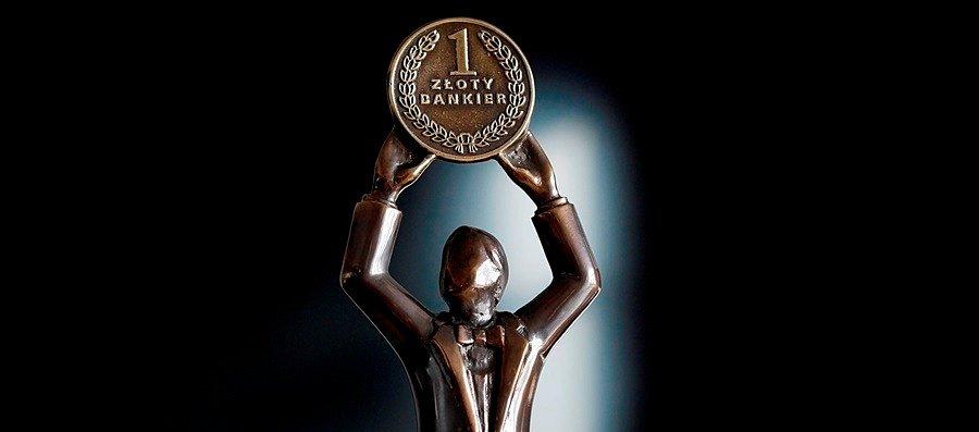"""Czwarty """"Złoty Bankier"""" dla Karty Kredytowej Citi Simplicity"""