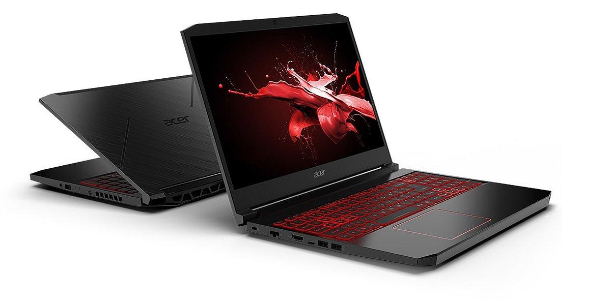 """[LT] """"Acer"""" veda žaidėjus į mūšį su naujosios """"Nitro 7"""" ir atnaujintos """"Nitro 5"""" serijos nešiojamaisiais kompiuteriais"""