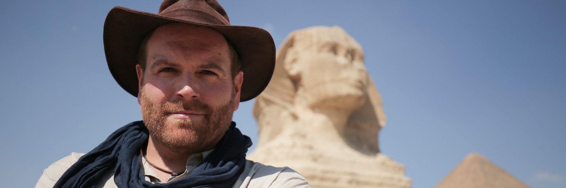"""""""Egipt: wyprawa w nieznane"""" - widzowie Discovery Channel będą świadkami historycznego odkrycia"""